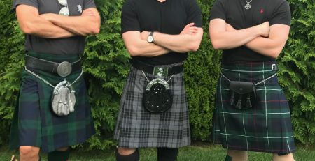 What do the Scots wear under their kilts?