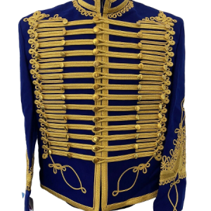 New Napoleonic Hussar Uniform Military Style Tunic Pelisse Jimmi Hendrix
