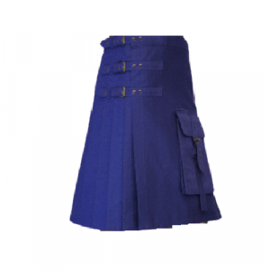 Buy Brutal Grace New Blue Carhartt Work Kilt At A Good Price