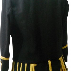 Military Tunic Doublet Jacket BagPiper Drummer