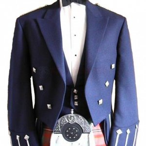 Regulation Doublet Royal Blue Jacket 2020