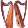 BRAND NEW 22 Strings Celtic Irish Harp Lap FOLK