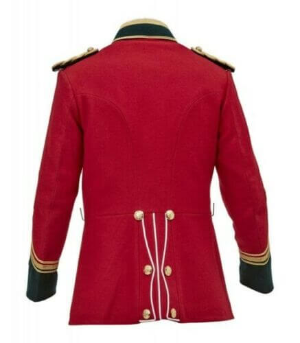 1879 British Anglo Zulu War Officers Tunic Circa jacket