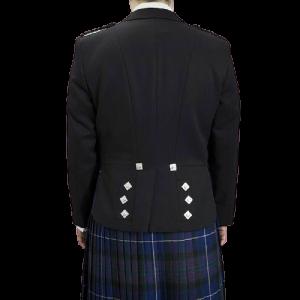 Scottish Prince Charlie Kilt Jacket With Waistcoat