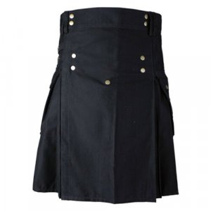 Scottish Fashion Utility Working Men Kilt