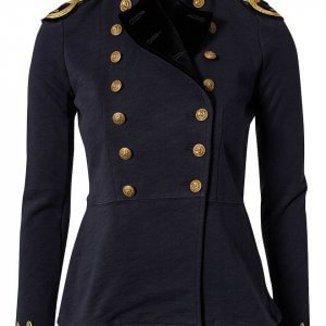 Blue Ladies Officer's Wool Coat Braid