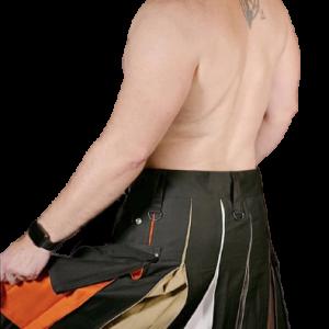 Bear Pride Elite Utility Style Hybrid Kilt For Men