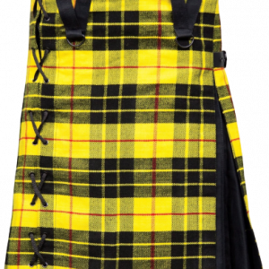 Modern Macleod of Lewis Box Pleated Hybrid Kilt