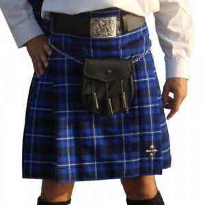 Galician Blue Kilt