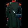 Mens Military British Coat Mens Fashion Hussar Jacket