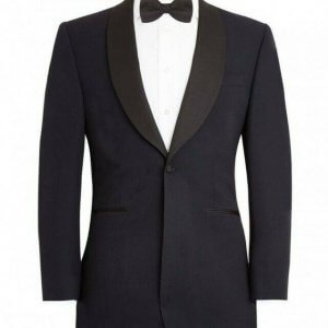 New Mens Designer Wedding Jacket Party Wear Blue Wool Blazer Coat