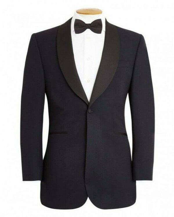 New Mens Designer Wedding Jacket Party Wear Blue Wool Blazer Coat