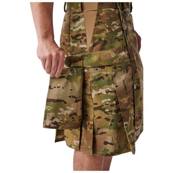511 Commando Tactical Kilt Multicam